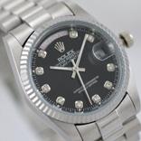 全钢双日历款式手表买一送三